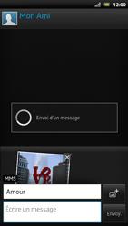 Sony LT22i Xperia P - MMS - envoi d'images - Étape 15
