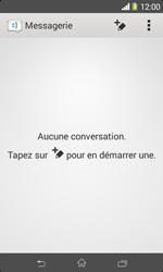 Sony D2005 Xperia E1 - MMS - envoi d'images - Étape 3