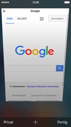 Apple iPhone 5 iOS 9 - Internet und Datenroaming - Verwenden des Internets - Schritt 13