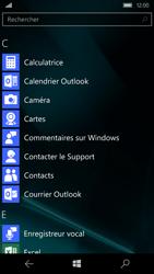 Microsoft Lumia 650 - E-mail - Configuration manuelle (yahoo) - Étape 3
