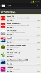 Samsung Galaxy Note II - Applicazioni - Installazione delle applicazioni - Fase 21