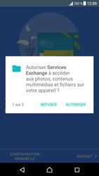 Sony Xperia X - E-mails - Ajouter ou modifier votre compte Outlook - Étape 10