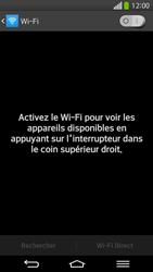 LG D955 G Flex - WiFi - Configuration du WiFi - Étape 6