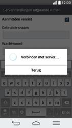 LG D620 G2 mini - E-mail - handmatig instellen - Stap 17