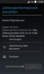 Samsung Galaxy Core Prime - Apps - Konto anlegen und einrichten - 21 / 23