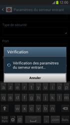 Samsung Galaxy S III LTE - E-mail - Configuration manuelle - Étape 10