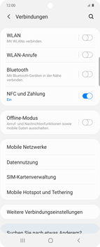 Samsung Galaxy Z flip - Bluetooth - Verbinden von Geräten - Schritt 5
