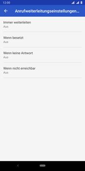 Nokia 9 - Anrufe - Rufumleitungen setzen und löschen - Schritt 10