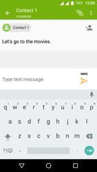 Wiko U-Feel Lite - MMS - Sending pictures - Step 10
