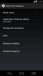 Motorola Moto G - MMS - configuration manuelle - Étape 6