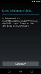 Sony Xperia M2 - Apps - Konto anlegen und einrichten - 19 / 23