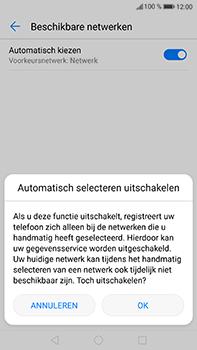 Huawei P10 Plus - Bellen - in het buitenland - Stap 7