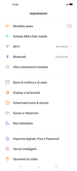 Oppo Find X2 Pro - WiFi - Configurazione WiFi - Fase 4