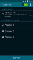 Samsung Galaxy S5 mini 4G (SM-G800F) - Bluetooth - Aanzetten - Stap 5