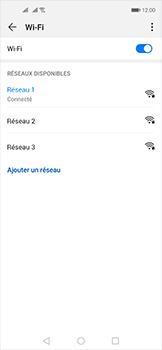 Huawei Nova 5T - WiFi - Configuration du WiFi - Étape 8