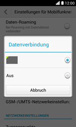 Huawei Ascend Y330 - Internet - Apn-Einstellungen - 2 / 2