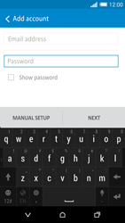 HTC One Mini 2 - Email - Manual configuration POP3 with SMTP verification - Step 7