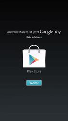 HTC One S - Apps - Einrichten des App Stores - Schritt 16