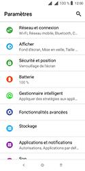 Alcatel 1 - Applications - Supprimer une application - Étape 4