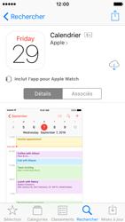 Apple iPhone SE - iOS 10 - iOS features - Supprimer et restaurer les applications iOS par défaut - Étape 12