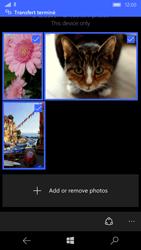 Microsoft Lumia 950 - Photos, vidéos, musique - Envoyer une photo via Bluetooth - Étape 12