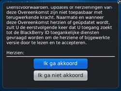 BlackBerry 9360 Curve - BlackBerry activeren - BlackBerry ID activeren - Stap 7