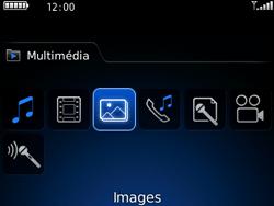 BlackBerry 8520 - Photos, vidéos, musique - Envoyer une photo via Bluetooth - Étape 4