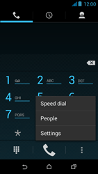 HTC Desire 310 - Voicemail - Manual configuration - Step 6