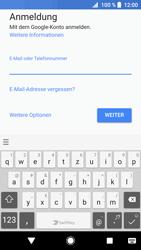 Sony Xperia XZ1 Compact - E-Mail - Konto einrichten (gmail) - 10 / 18