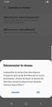 Samsung Galaxy S9 Android Pie - Réseau - utilisation à l'étranger - Étape 11