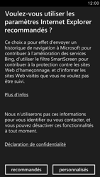 Samsung I8750 Ativ S - Internet - navigation sur Internet - Étape 3