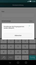 Huawei Ascend G7 - E-Mail - Konto einrichten - 2 / 2