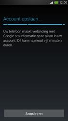 HTC One Mini - Applicaties - Account aanmaken - Stap 20