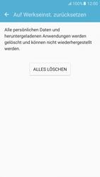 Samsung Galaxy S6 - Fehlerbehebung - Handy zurücksetzen - 2 / 2