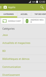 Samsung J100H Galaxy J1 - Applications - Télécharger des applications - Étape 7