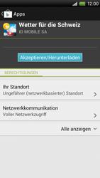 HTC One X Plus - Apps - Installieren von Apps - Schritt 16