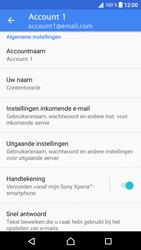 Sony Xperia XA1 (G3121) - E-mail - Instellingen KPNMail controleren - Stap 10