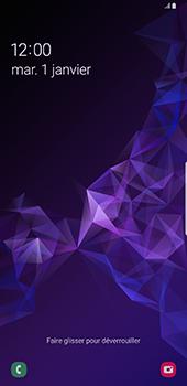 Samsung Galaxy S9 Plus - Android Pie - Téléphone mobile - Comment effectuer une réinitialisation logicielle - Étape 5