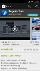 Sony Ericsson Xperia Ray mit OS 4 ICS - Apps - Herunterladen - 7 / 22