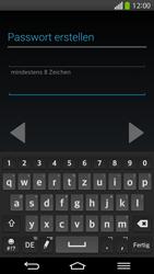 LG G Flex - Apps - Konto anlegen und einrichten - 12 / 26