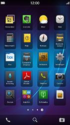 BlackBerry Z30 - bluetooth - aanzetten - stap 3