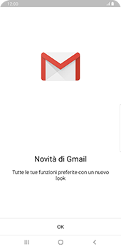 Samsung Galaxy S9 Plus - Android Pie - E-mail - 032a. Email wizard - Gmail - Fase 4