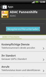 HTC Sensation XL - Apps - Herunterladen - 20 / 22