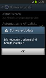 Samsung Galaxy Express - Software - Installieren von Software-Updates - Schritt 12