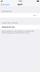 Apple iPhone 6s - iOS 11 - E-mail - Account instellen (IMAP zonder SMTP-verificatie) - Stap 19