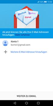 Huawei Mate 10 Lite - E-Mail - Konto einrichten (gmail) - 1 / 1
