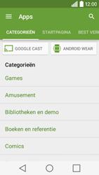 LG Leon 3G (H320) - apps - app store gebruiken - stap 6