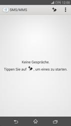 Sony Xperia T3 - MMS - Erstellen und senden - 2 / 2