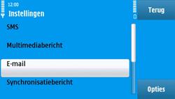 Nokia N97 - e-mail - handmatig instellen - stap 5