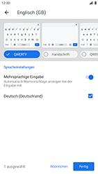 Nokia 8 - Android Pie - Startanleitung - So fügen Sie eine Tastatursprache hinzu - Schritt 12